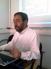 Visit of prof. Eugenio Mijangos to UPC-BarcelonaTech